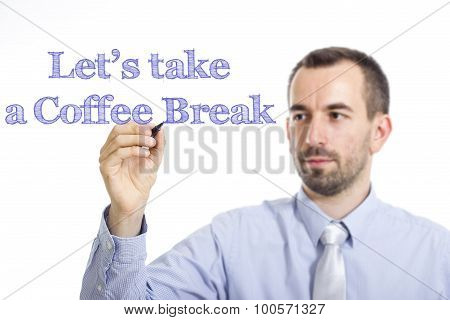 Let's Take A Coffee Break