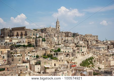 The Stones Of Matera