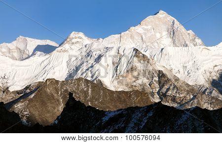 View Of Mount Makalu