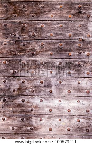 Wooden Portal