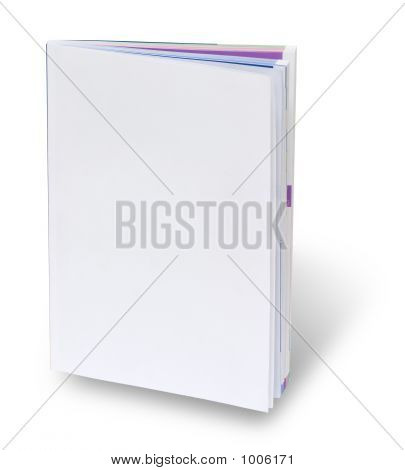 Blank Catlogue Cover
