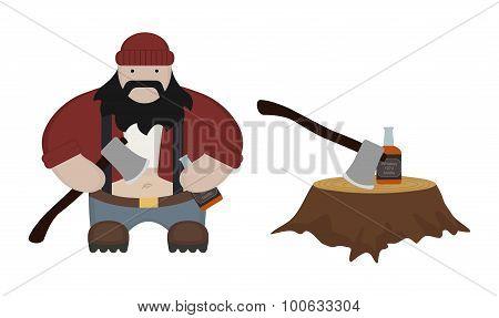 Fat Lumberjack