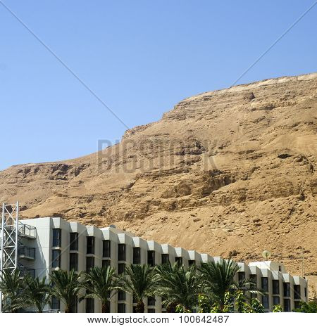 Hotel In Israel Desert
