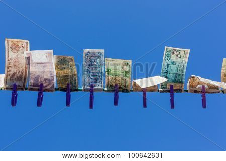 Money Currencies Obsolete History