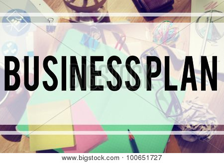 Business Plan Process Vision Analysis Strategy Concept