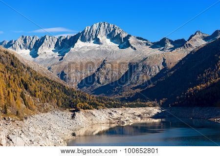 Care Alto And Bissina Lake - Trentino Italy