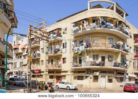 Florentin Neighbourhood, Tel Aviv
