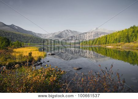 Nature Scenic View Mountain Landscape Tranquil Concept