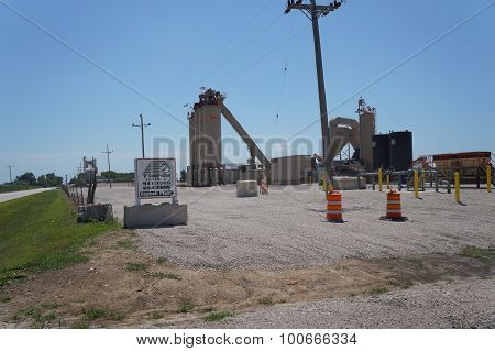 D Construction Asphalt Plant
