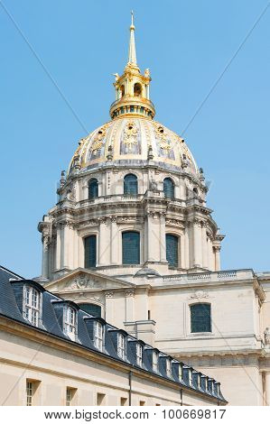 Les Invalides Dome - Paris