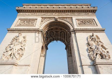 Paris - France - Triumphal Arch