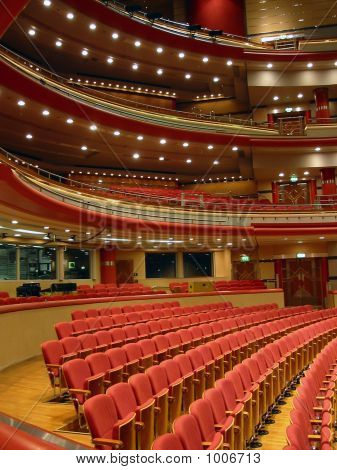 Auditorium: Birmingham Symphony Hall