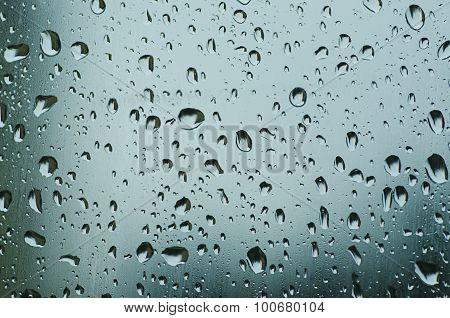 Rainy  background