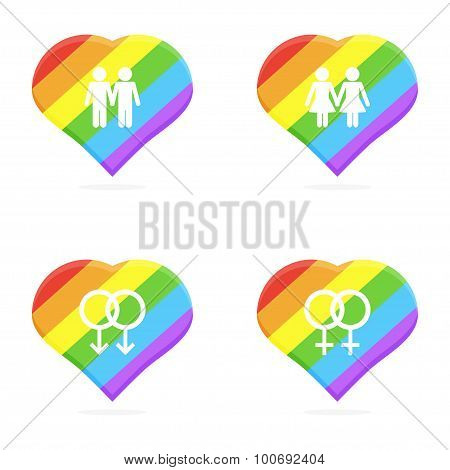 Homosexual signs and symbols