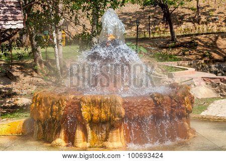 Hot Water Spring