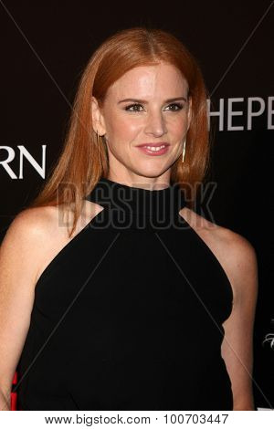 LOS ANGELES - SEP 2:  Sarah Rafferty at the