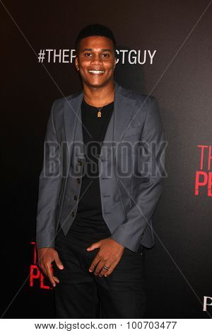 LOS ANGELES - SEP 2:  Cory Hardrict at the