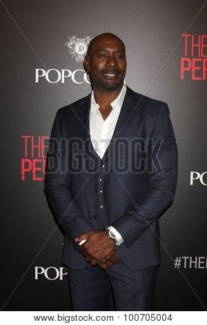 LOS ANGELES - SEP 2:  Morris Chestnut at the