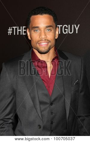 LOS ANGELES - SEP 2:  Michael Ealy at the