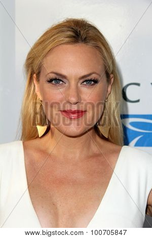 LOS ANGELES - AUG 29:  Elaine Hendrix at the Mercy For Animals Hidden Heroes Gala at the Unici Casa on August 29, 2015 in Culver City, CA