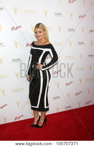 LOS ANGELES - AUG 30:  Witney Carson at the TV Academy Choreography Peer Reception at the Montage Hotel on August 30, 2015 in Beverly Hills, CA