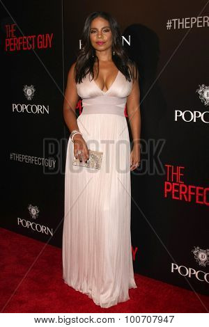 LOS ANGELES - SEP 2:  Sanaa Lathan at the