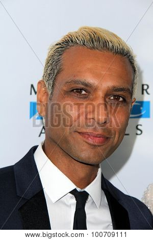 LOS ANGELES - AUG 29:  Tony Kanal at the Mercy For Animals Hidden Heroes Gala at the Unici Casa on August 29, 2015 in Culver City, CA