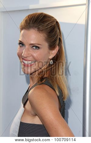 LOS ANGELES - AUG 29:  Tricia Helfer at the Mercy For Animals Hidden Heroes Gala at the Unici Casa on August 29, 2015 in Culver City, CA
