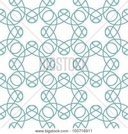 Abstract Seamless Pattern. Graphic Repeat Ornament