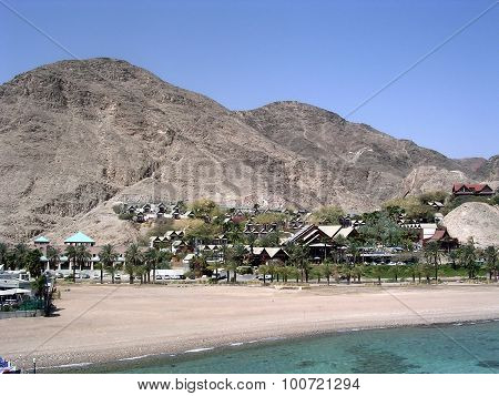 Eilat The Coral Beach Of Red Sea 2005