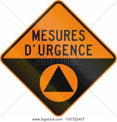 Emergency Measures In Canada
