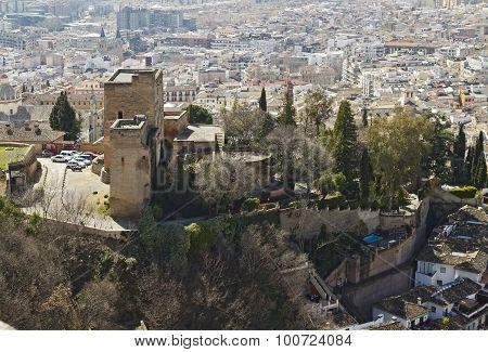 Torres Bermejas, Granada