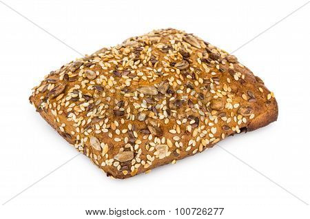 Scottish Loaf With Sunflower Seeds And Sesame Seeds