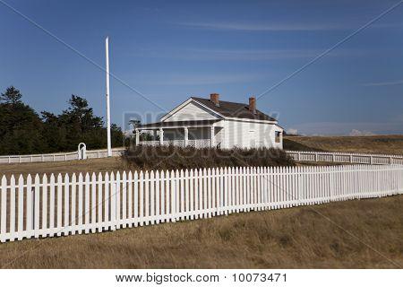 American Camp Headquarters