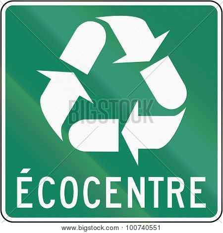Recycling Facility In Canada