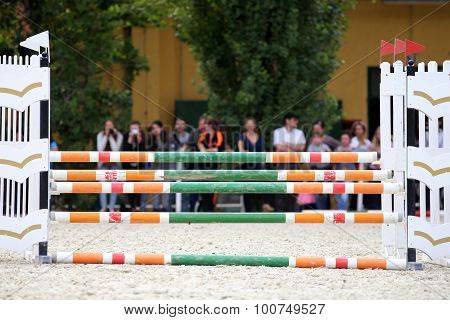 Equitation Obstacles Barriers