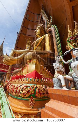 Temple Wat Tham Sua; Thailand