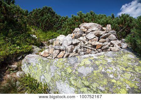 Stones At Low Tatras, Slovakia