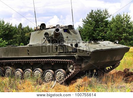 Self-propelled Gun