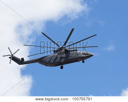 Transport Helicopters