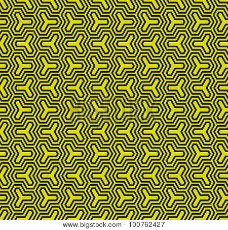 Seamless Geometric interlocking Pattern