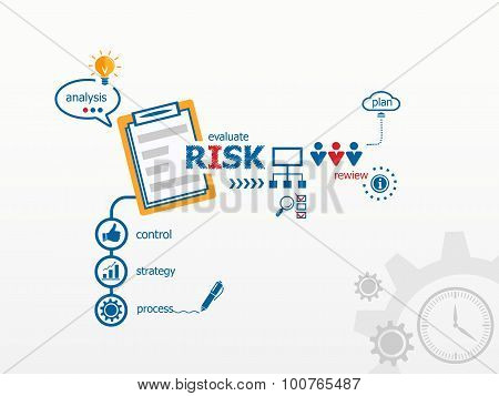 Risk Concept And Notebook.