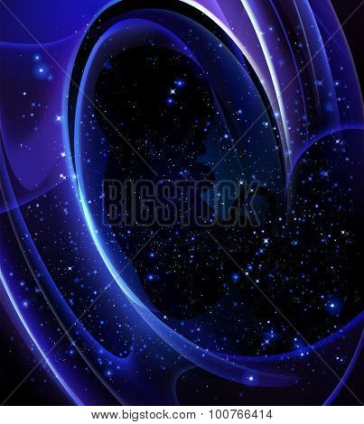 Embryo In Space