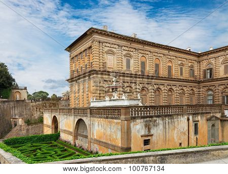 Palace of Pitty