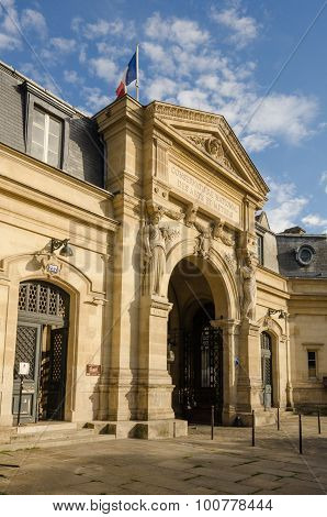 National Conservatory of Arts and Crafts in Paris, France