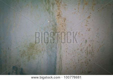 Dirt Marks On The Wall.