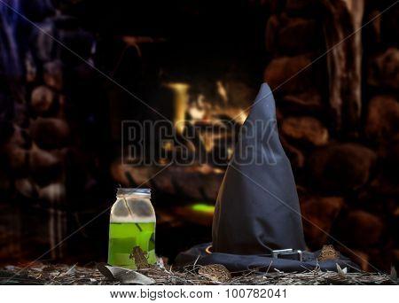 Witch Lab