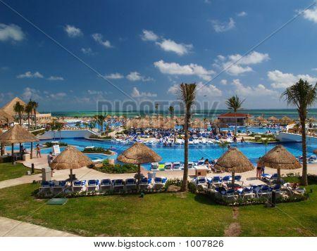 Beach Resort #2