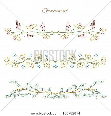 Ornament Color Set