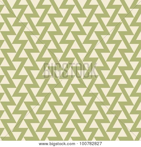 Seamless Offset Triangle Pattern